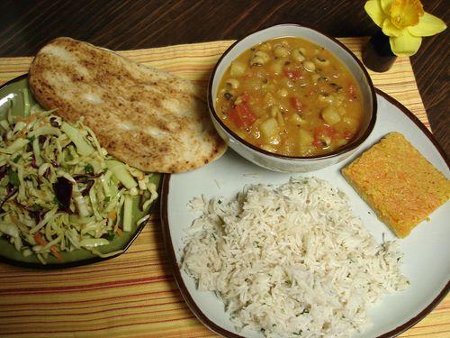 Indian Dinner Mar 08
